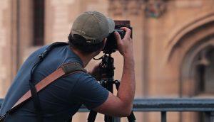 comment devenir photographe pro